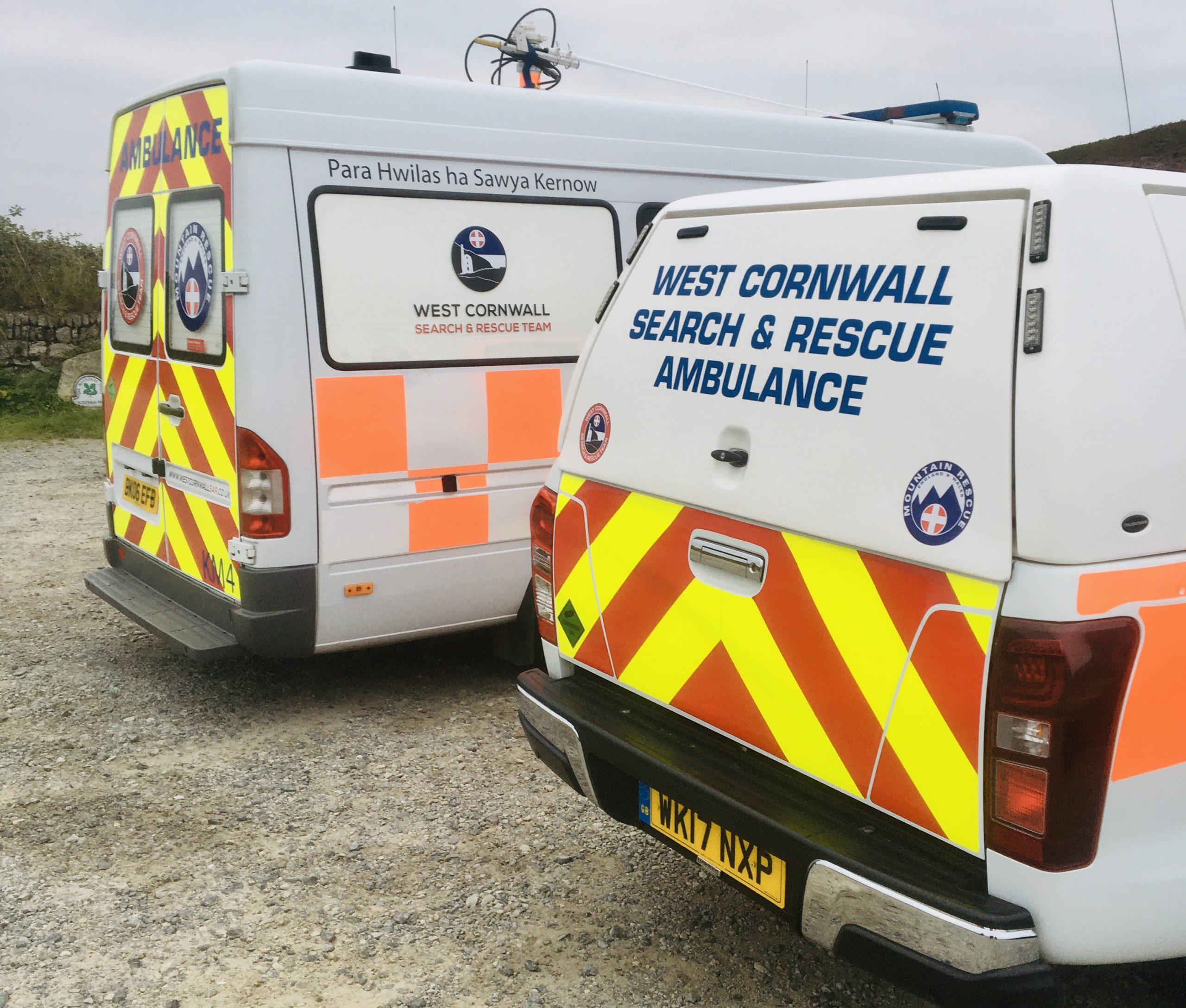 SEARCH – St Ives (31/08/21)