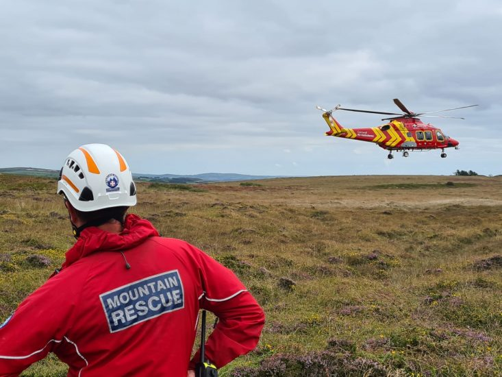 RESCUE – Penwith Moors (31/08/21)